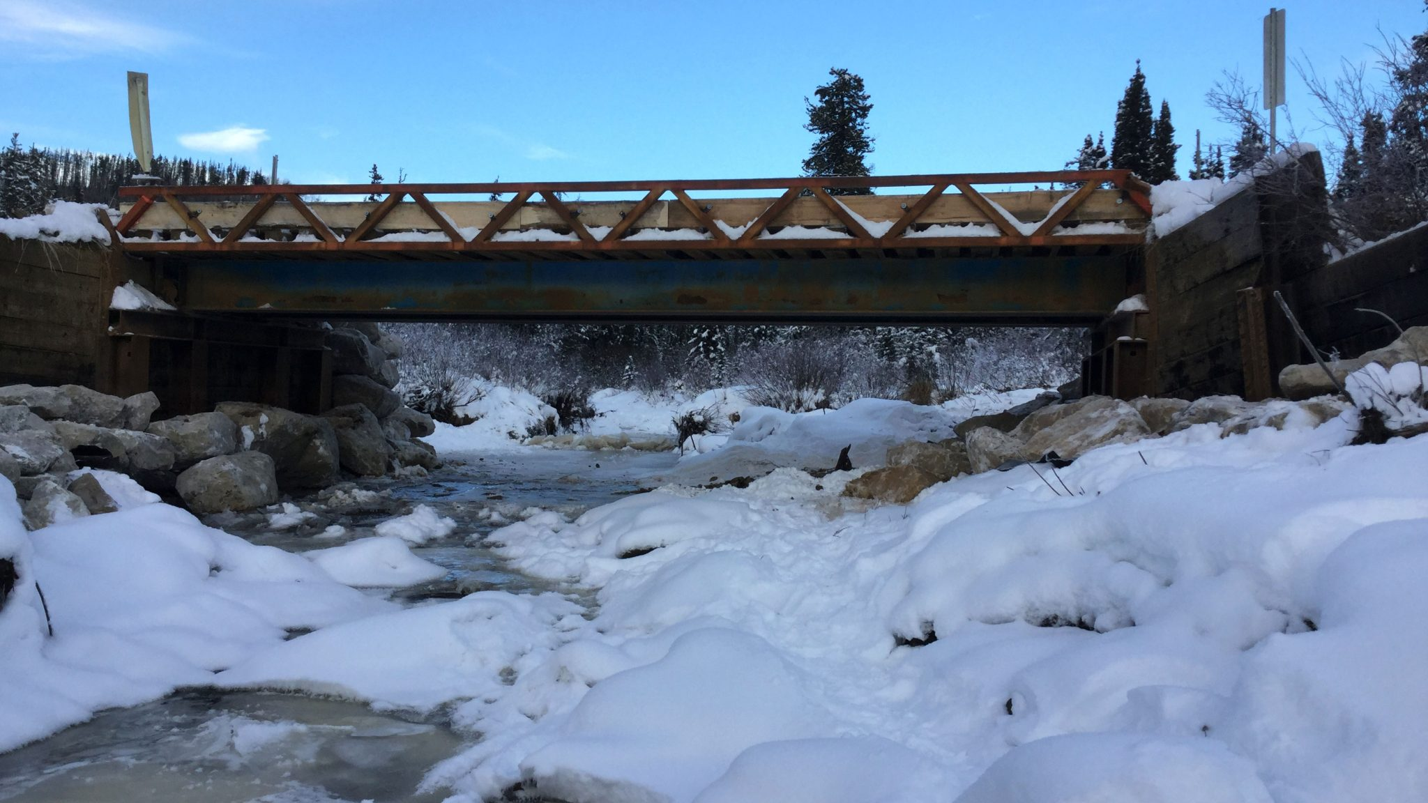 Bridge | Bridge Construction & Mat Rental - Great Northern Bridgeworks