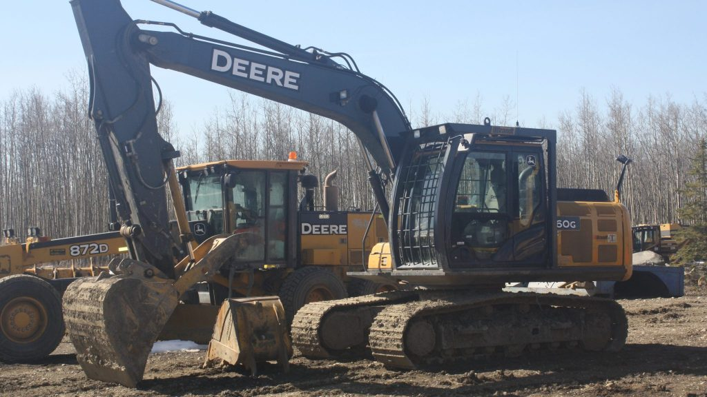 Heavy Machinery | Bridge Construction & Mat Rental - Great Northern Bridgeworks