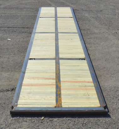 Rig Mats | Great Northern Bridgeworks