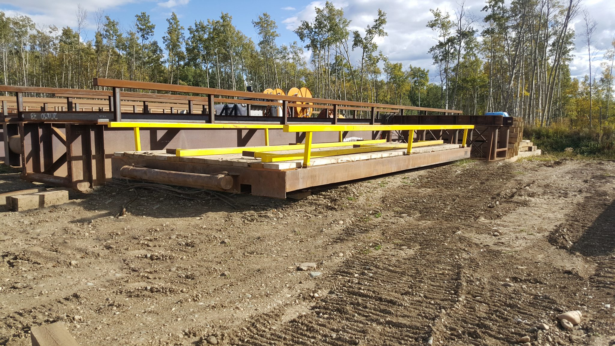 Portable Bridges - Low Profile | Great Northern Bridgeworks