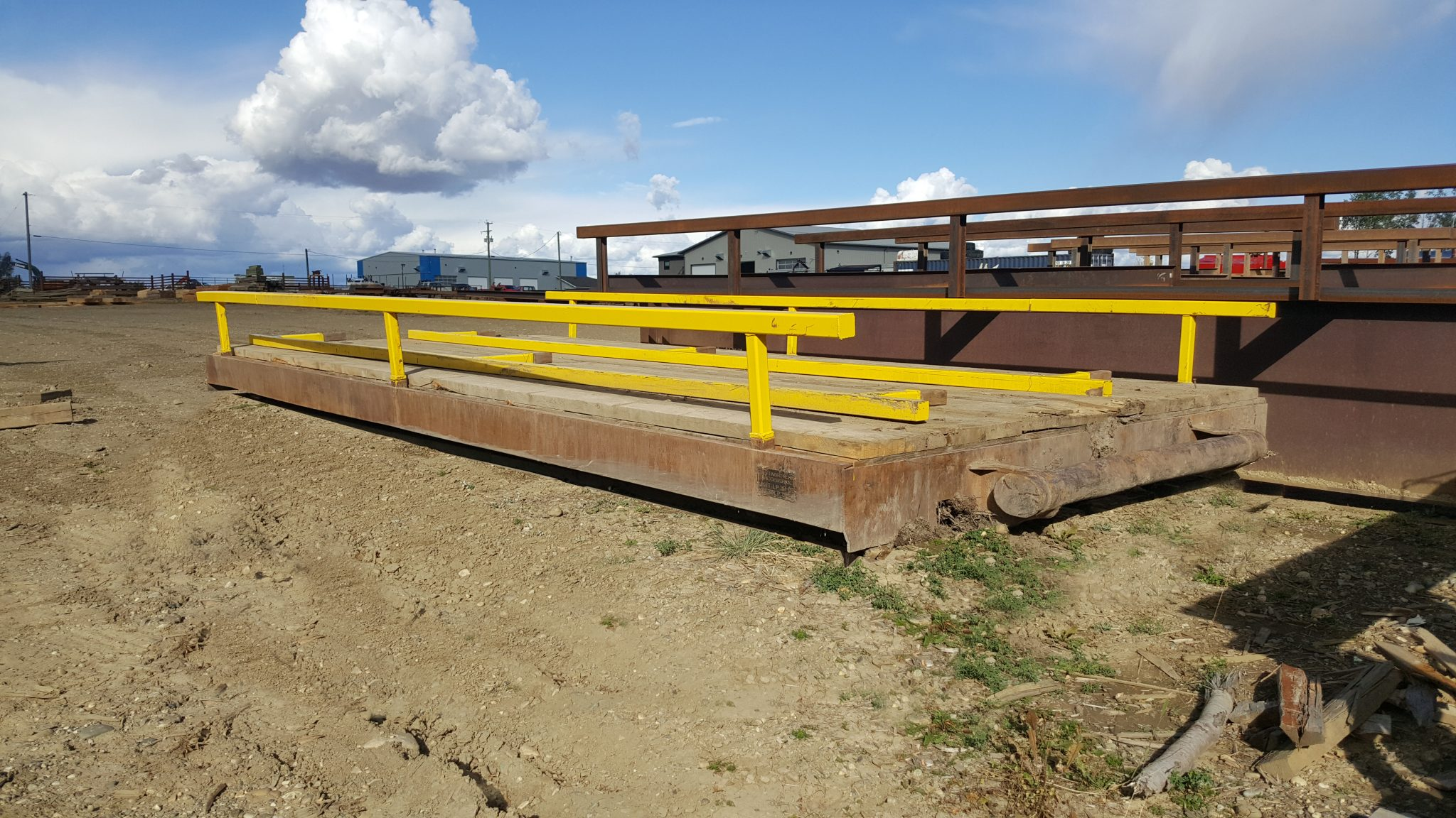 Small Portable Bridges : Low profile portable bridges great northern bridgeworks ltd