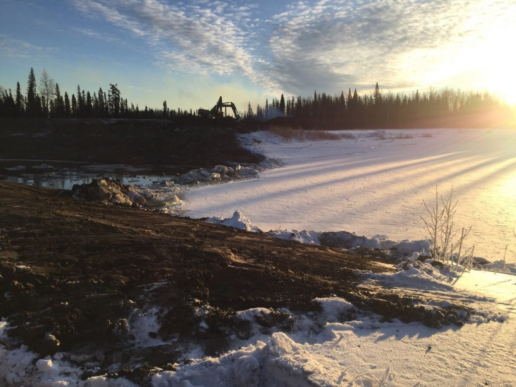 Read more on Gearing Up for Water Pit Decommissioning in Fort Nelson