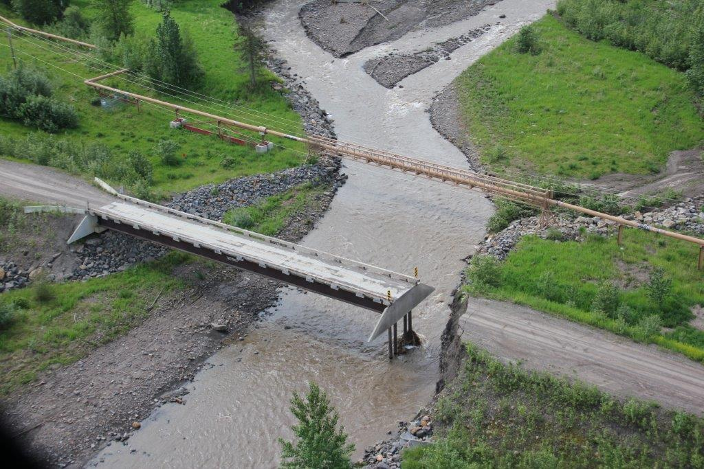 Floods in BC | Great Northern Bridgeworks