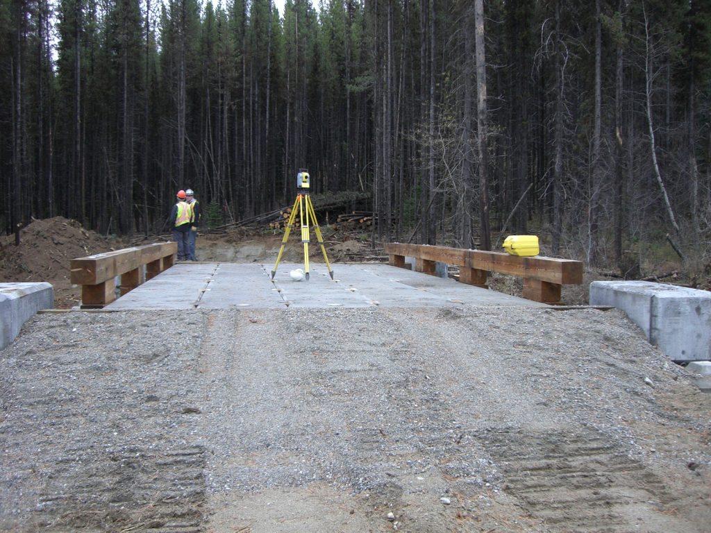 Surveying Bridge - Bridge Inspection