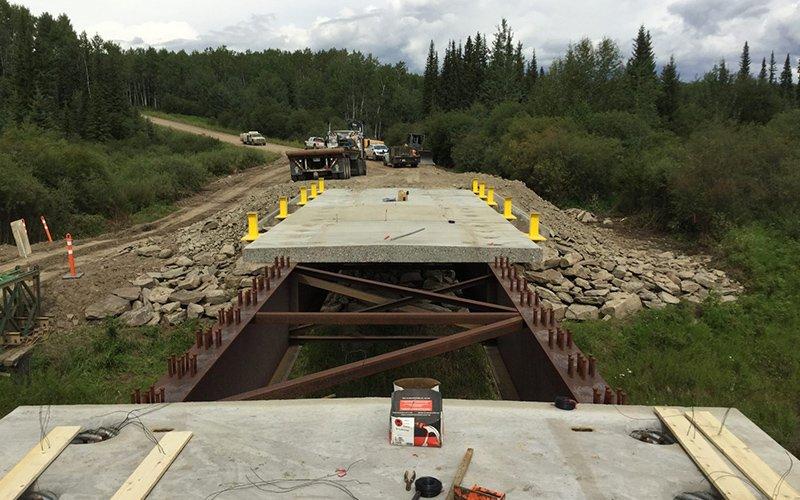 GNB Great Northern Bridgeworks Services Bridge Installations
