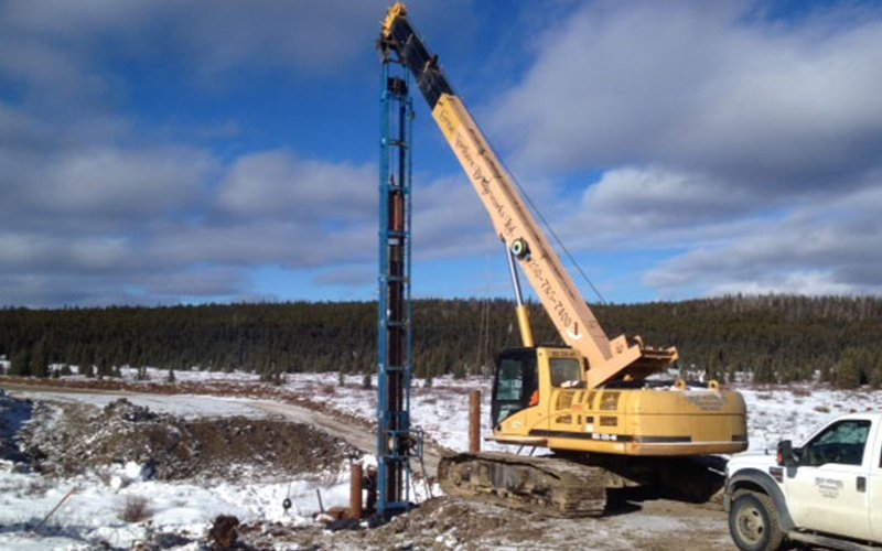 GNB Great Northern Bridgeworks Services Pile Driving
