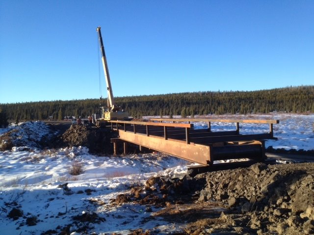 Read more on GNB's Application of Temporary and Portable Bridge Systems